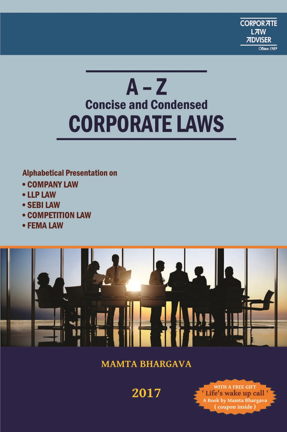 A – Z Concise and Condensed CORPORATE LAWS