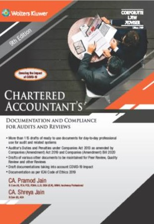 Chartered Accountant's Documentation